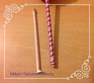образцы декора палочек